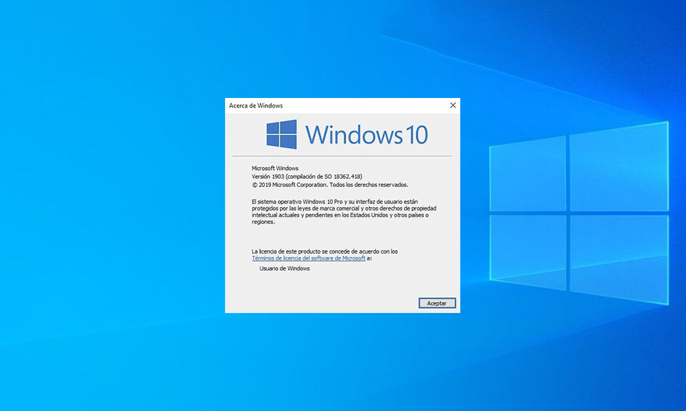 Como saber que Windows tengo desde terminal «CMD»