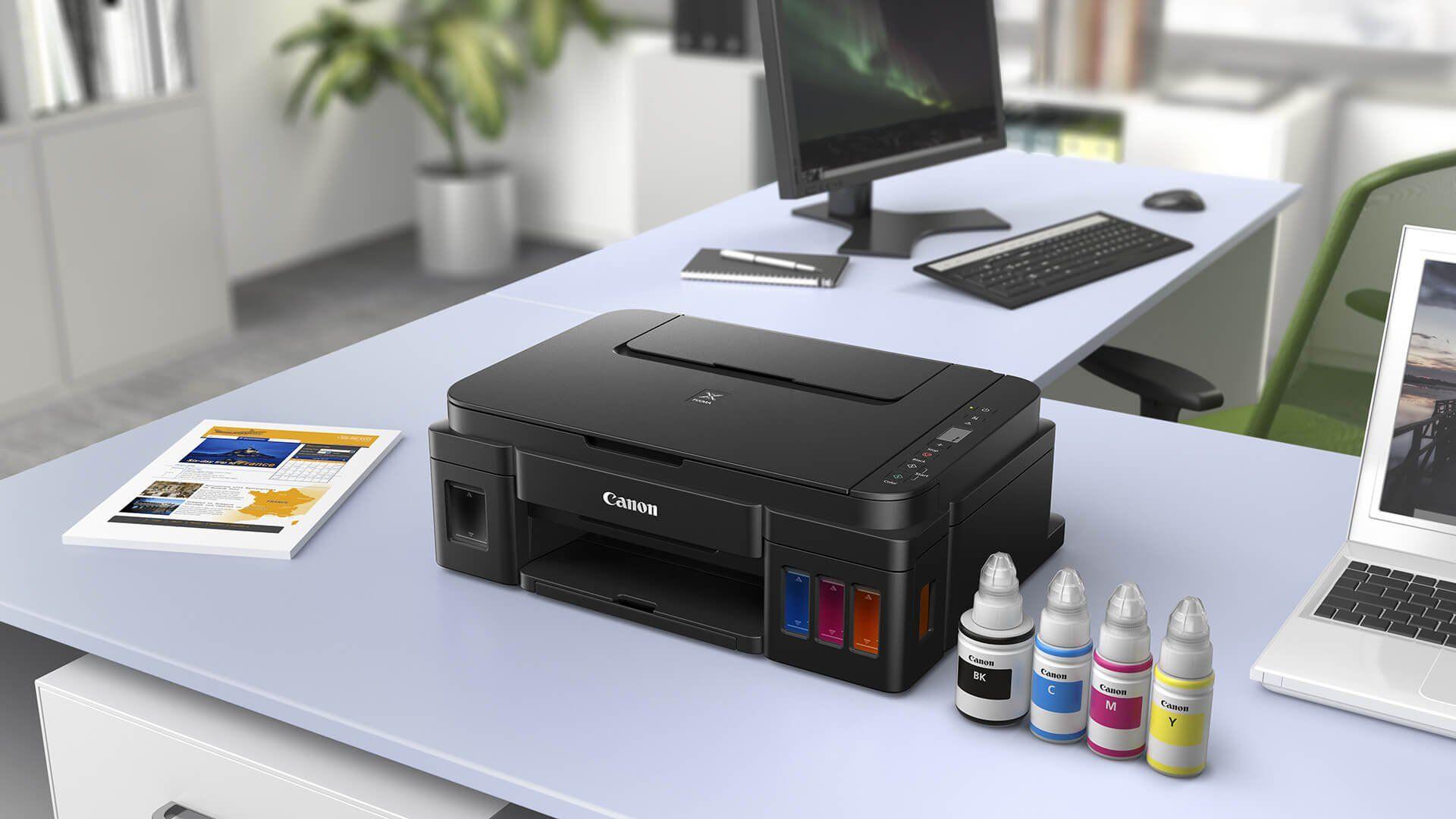 La mejor impresora de inyección de tinta home 2019