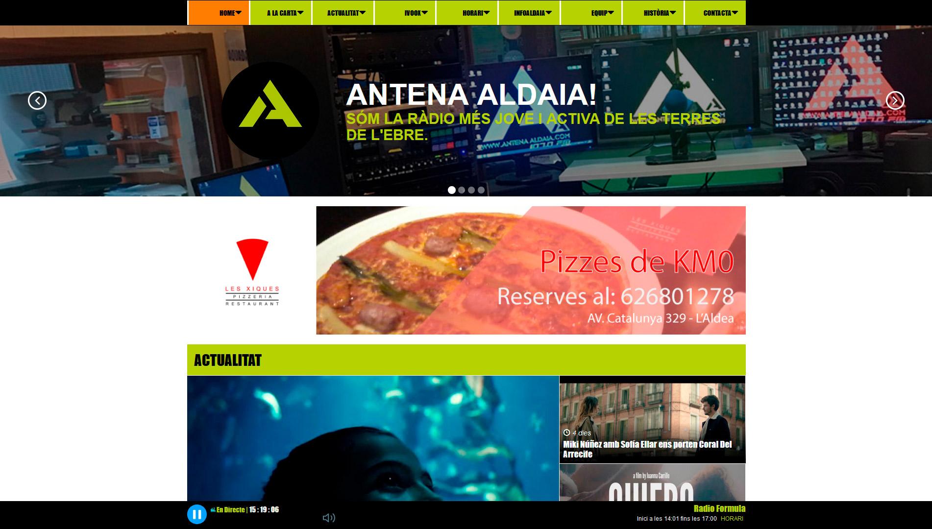 Antena Aldaia