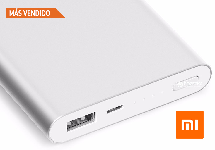La PowerBank más vendida en 2019