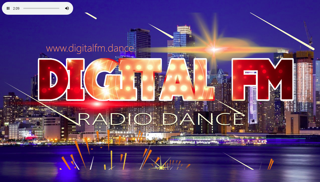 Digital Fm Radio Dance