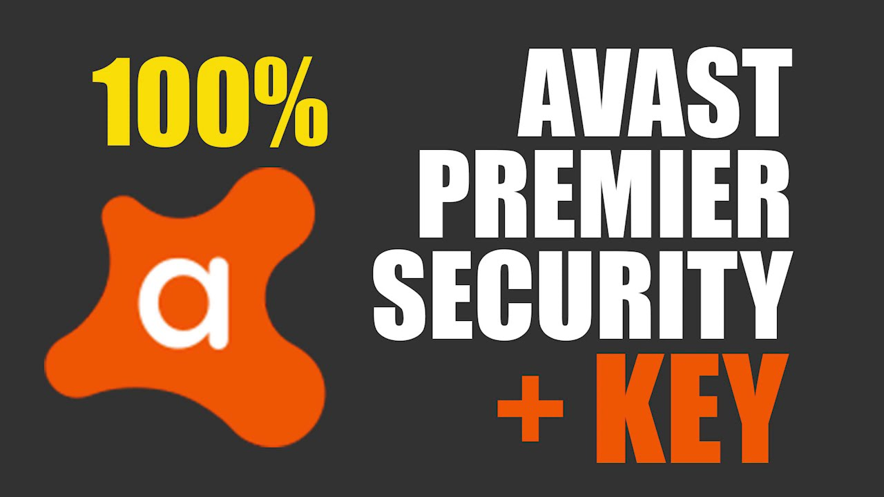 Avast Premium Security 2020 + Key