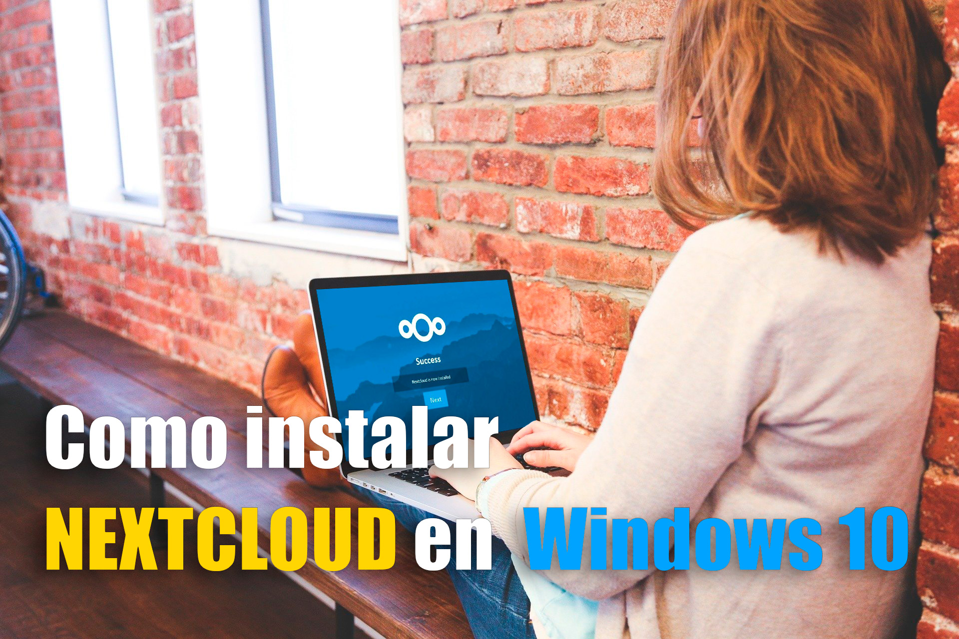 Como instalar Nextcloud en Windows 10 en 2020