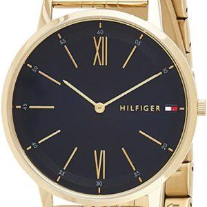 Tommy Hilfiger Reloj Analógico para Hombre de Cuarzo con Correa en Acero Inoxidable 1791513